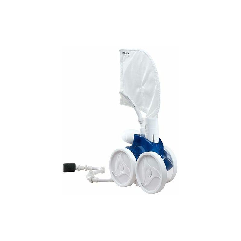 robot de limpieza polaris 380 + amplificador grundfos 1,5hp + caja eléctrica - polaris 380 + grundfos jp6rc + coffret - polaris -