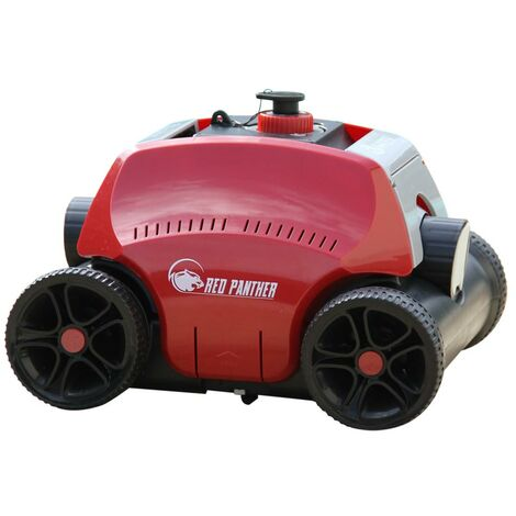 Robot de piscine sur batterie Red Panther - Poolstar