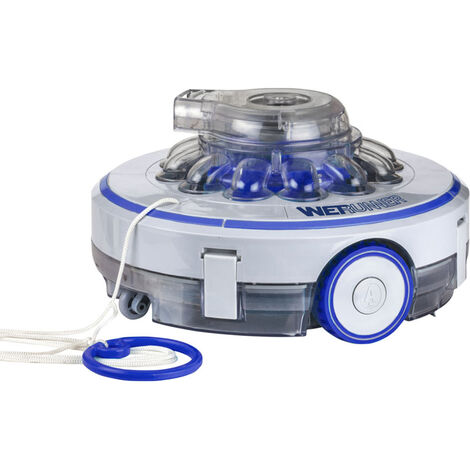 Robot de piscine sur batterie - Wetrunner