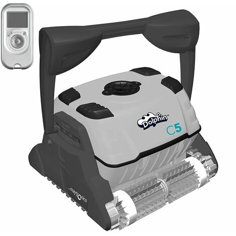ROBOT LIMPIAFONDOS DOLPHIN C5