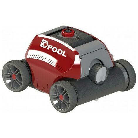 Robot limpiafondos inalámbrico NESS - DPOOL