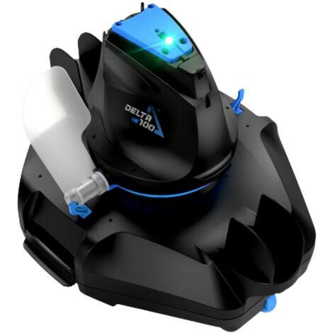 Robot Limpiafondos para Piscina Sobre Suelo 20 m² Kokido Delta 100 Sin Cables Batería Litio