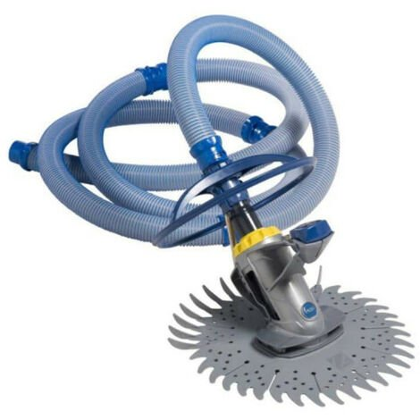 Robot nettoyeur hydraulique R3 Zodiac pour piscine - Rouge