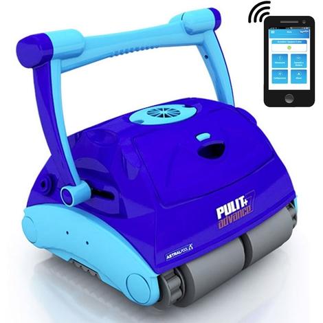 Robot Per Piscina.Robot Per Piscina Pulit Advance 7 Db Gyro By Aquabot