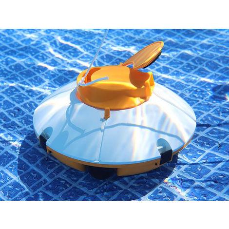 Robot piscine électrique Bestway FRISBEE à batterie lithium