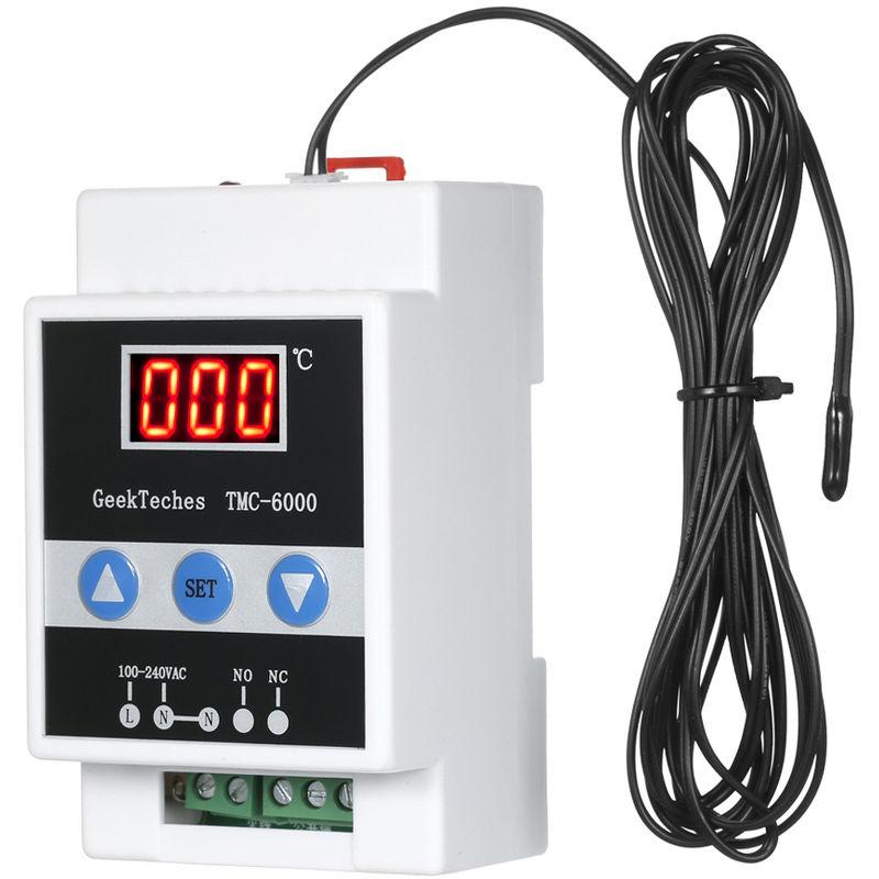 Image of Robot TMC-6000 Rail Thermostat Water Drop Probe