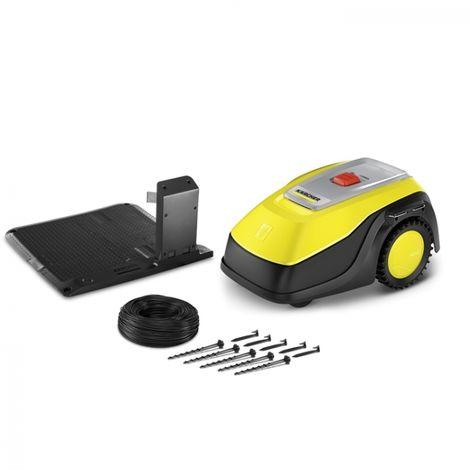 Robot tondeuse batterie autonome RLM 4 Karcher 1.445-000.0