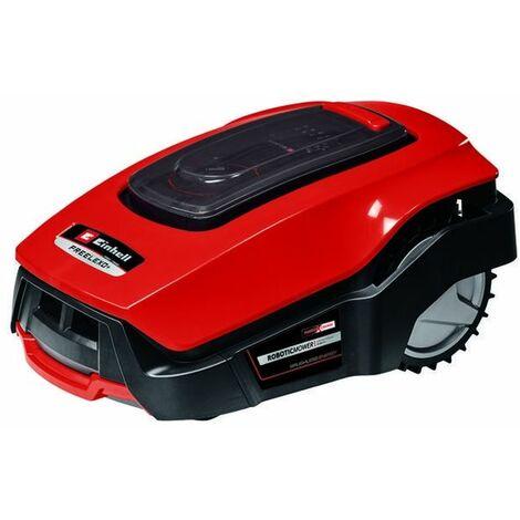 Robot tondeuse FREELEXO+ - Coupe : 20 à 60 mm - à partir de 500 m² - bluetooth - sans batterie
