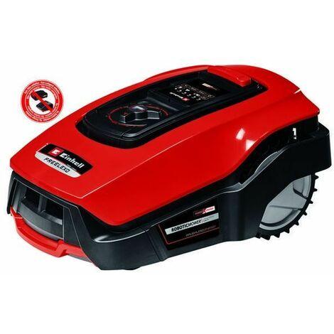 Robot tondeuse FREELEXO - Coupe : 20 à 60 mm - à partir de 500m² - bluetooth - sans batterie