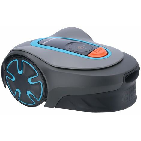 Robot tondeuse GARDENA SILENO Minimo 300 - Gris