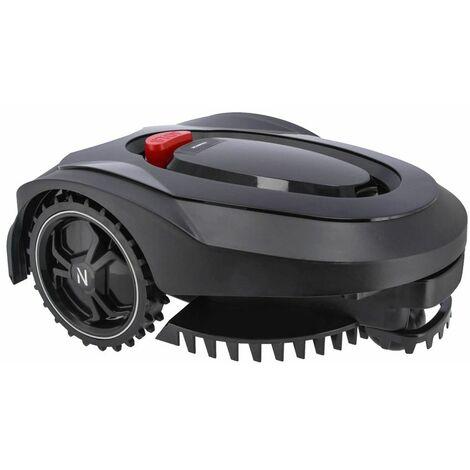 Robot tondeuse NOVARDEN NRL630 pour les jardins jusqu'à 600m² - Noir