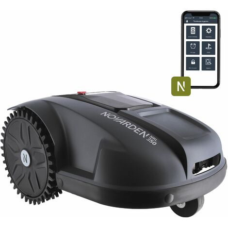 Robot tondeuse NRL350 Connect NOVARDEN