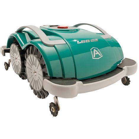 Robot tondeuse sans câble périphérique Ambrogio L60 Elite Jaune