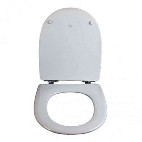 ROCA A801289004 ATLANTA Tapa Asiento WC Blanco