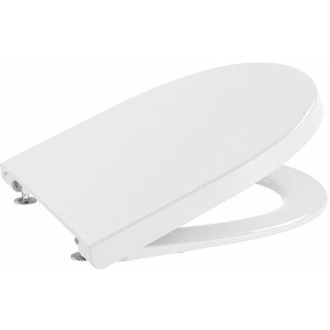 ROCA A8012AB004 Meridian Compacto Tapa Asiento Wc