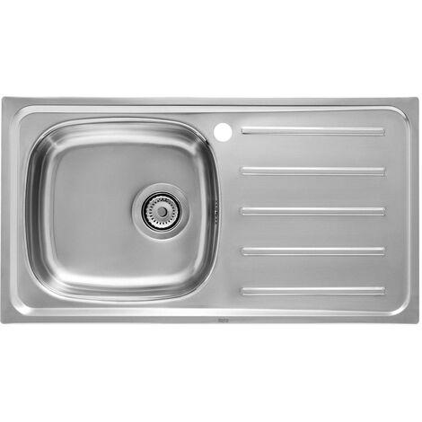 ROCA A870F30901 Fregadero 1 Cubeta Escurridor Derecha