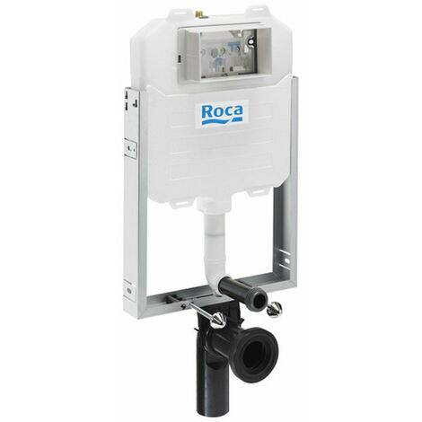 ROCA A890080100 Basic Wc Compact Cisterna Empotrada
