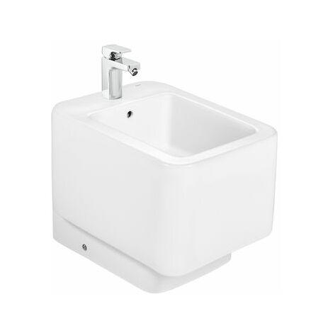 8414329571356 Roca - Bidé de porcelana - Serie Element , Color Blanco