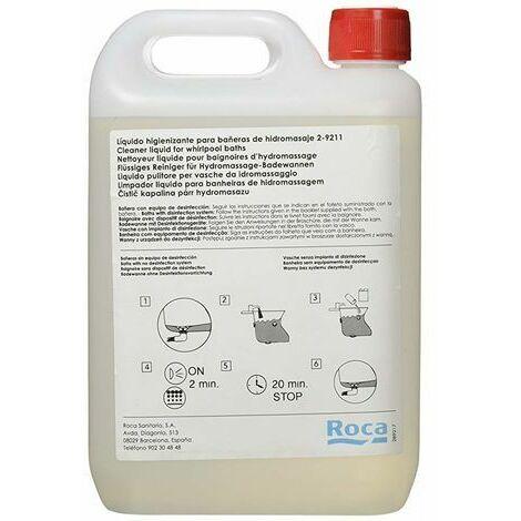 ROCA Botella Líquido desinfectante Roca