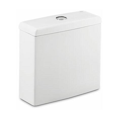 Cisterna de doble descarga 45/3 L para inodoro - Serie Meridian , Color Blanco - Roca