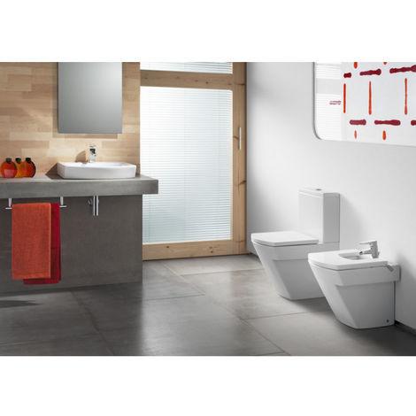 ROCA Cisterna de doble descarga 6/3L para inodoro - Serie Hall , Color Blanco
