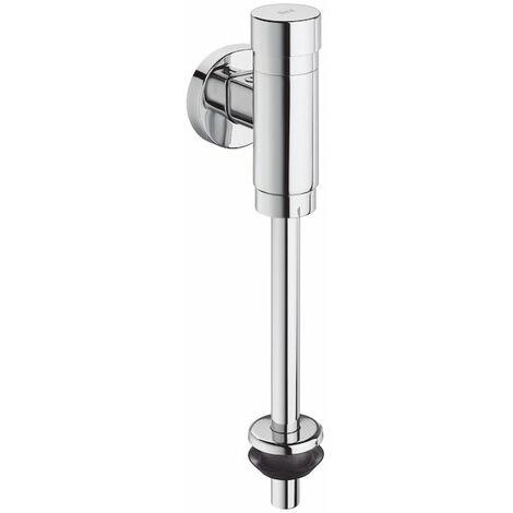 """ROCA CONFORT - Fluxor exterior de 1/2"""" para urinario. Accionamiento pulsador - Serie Aqua"""