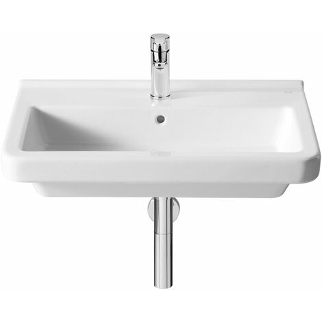 Roca Dama-N Wall Hung Basin, 700mm Wide, 1 Tap Hole