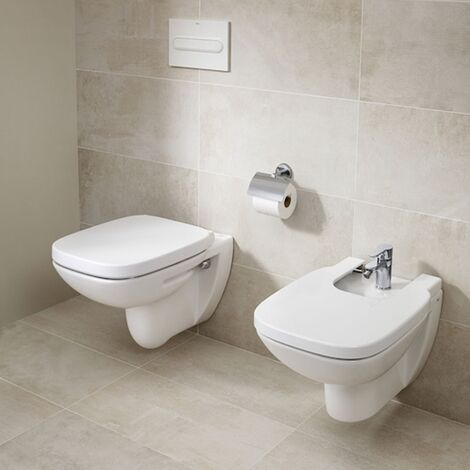Roca Debba Wall Hung Toilet WC 540mm Projection