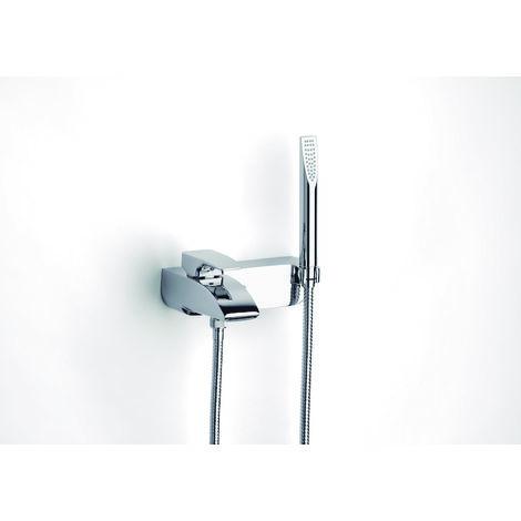ROCA Grifo de baño-ducha Evol exterior 1,70 m