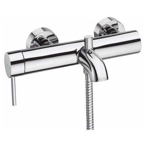 ROCA Grifo de baño-ducha Lanta exterior