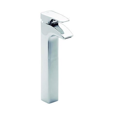 ROCA Grifo de lavabo Thesis caño alto