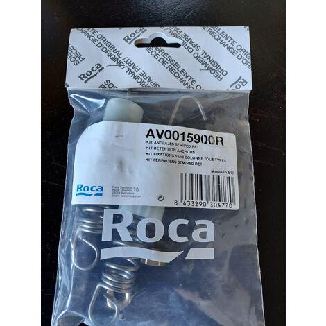 ROCA Kit Anclajes Semipedestal Ret