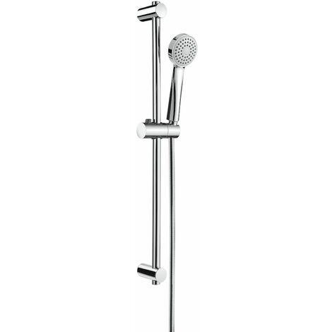 ROCA kit ducha (Ducha de mano, barra y soporte) Stella 80/1