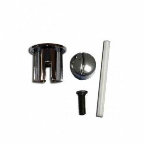 ROCA Kit G Doble Pulsador C Para Mecanismo de Descarga D1D