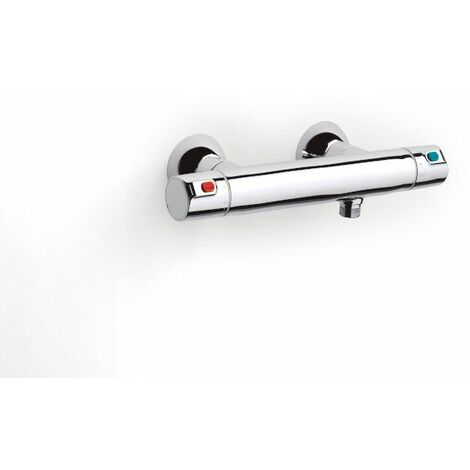 ROCA Mezclador termostático exterior para ducha - Serie T-500