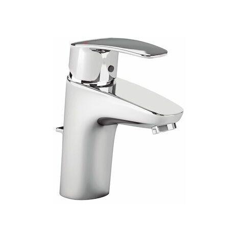 ROCA Monodin N mezclador para lavabo con desagüe automático