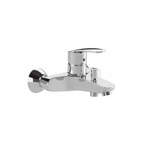 ROCA Monodin-N monomando exterior baño-ducha con inversor automático