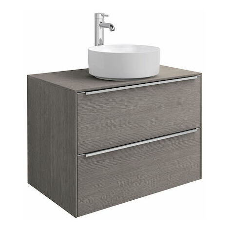 Roca - Mueble base para lavabo sobre encimera - Serie Inspira