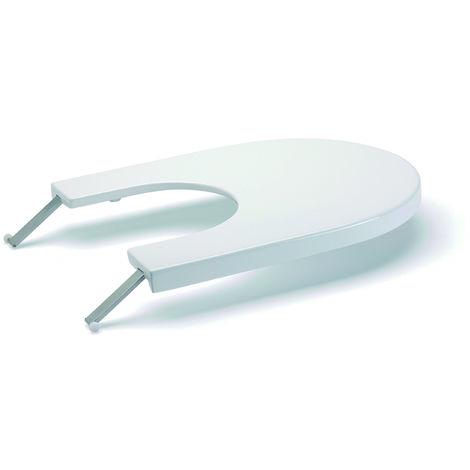 ROCA Tapa lacada para bidé - Serie Happening , Color Blanco