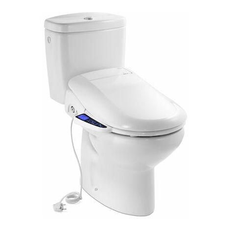 ROCA Taza para inodoro de porcelana con salida a suelo - Serie Victoria , Color Blanco