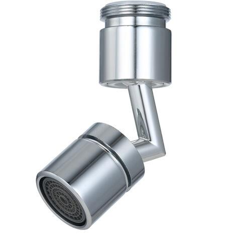 Rociador de boquilla de ahorro de agua del grifo de cocina, extensor de extension de lavabo de bano