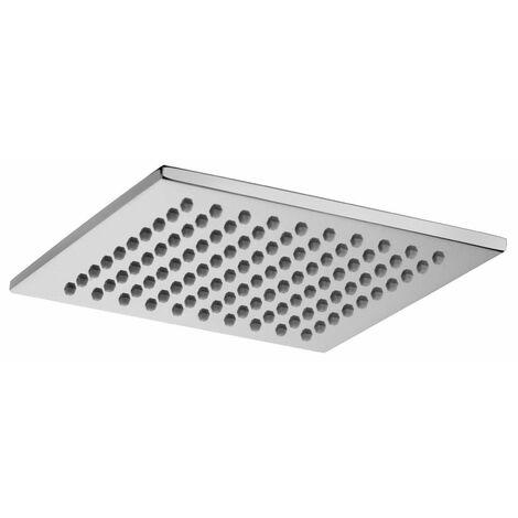 Rociador para ducha cuadrado 200 x 200 Paffoni SYNCRO ZSOF075