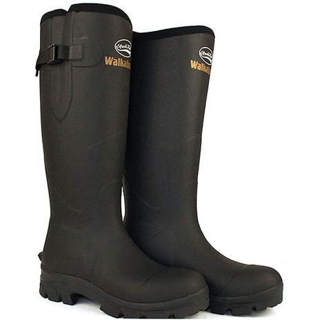 Mens Neoprene Lined Wellington Boots UK