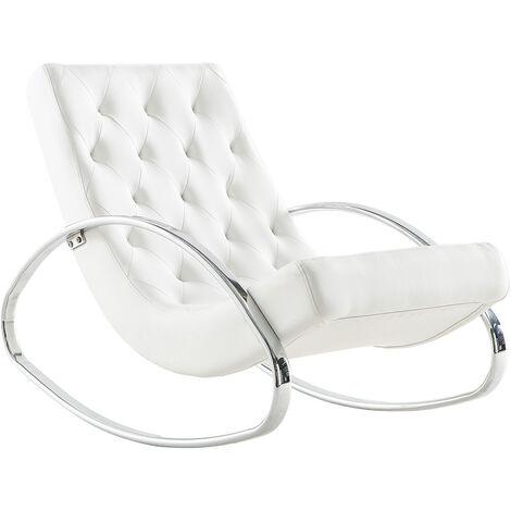 Rocking chair design CHESTY