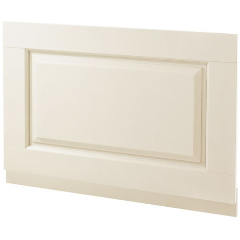 Rockingham Ivory 700mm Bath End Panel & Plinth