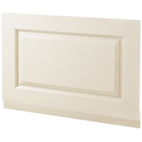 Rockingham Ivory 750mm Bath End Panel & Plinth