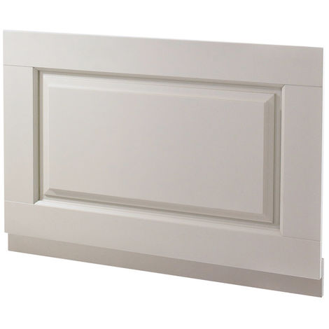 Rockingham Stone Grey 700mm Bath End Panel & Plinth