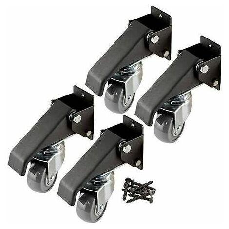 Rockler 942567 Workbench Caster Kit 4pk