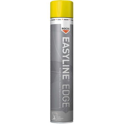 Rocol 47001 Easyline® EDGE Line Marking Paint 750ml - Yellow