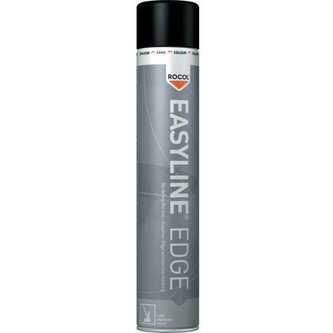 Rocol Easyline Edge Line Marking Paint Black 750ml AER.